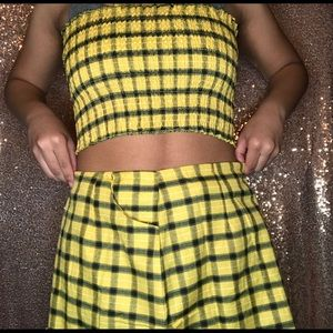 """""""CLUELESS"""" two piece"""